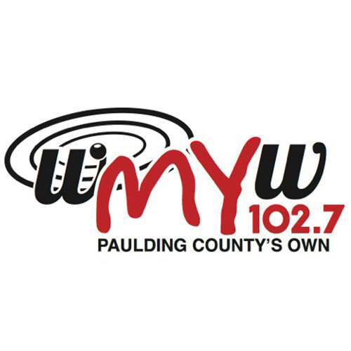 WMYW 102.7 FM officially is Paulding County's only locally owned & licensed radio station