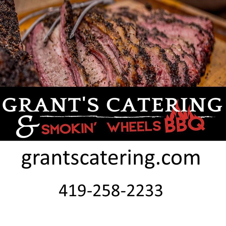 Grant's Catering Adjusts Business Model